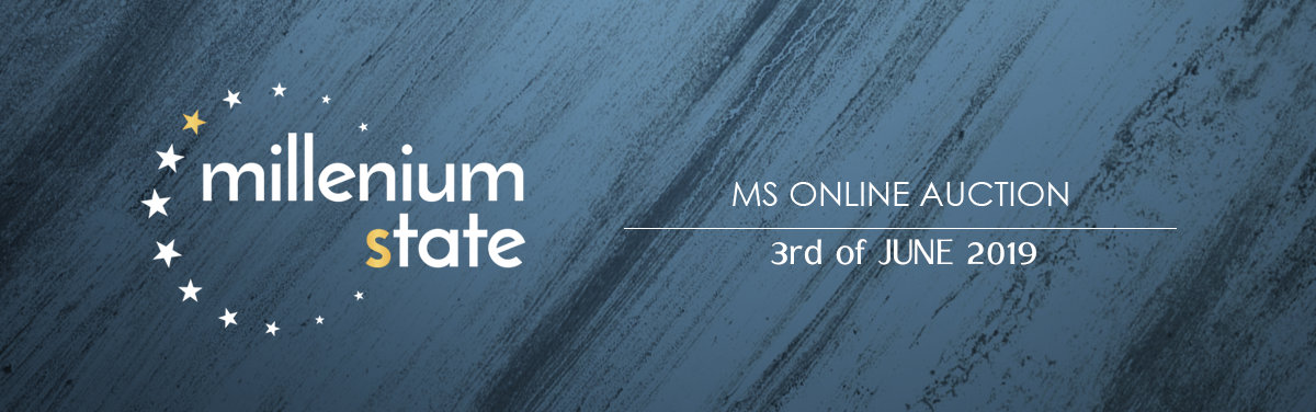 Millenium State Live Auction 2019-06-03