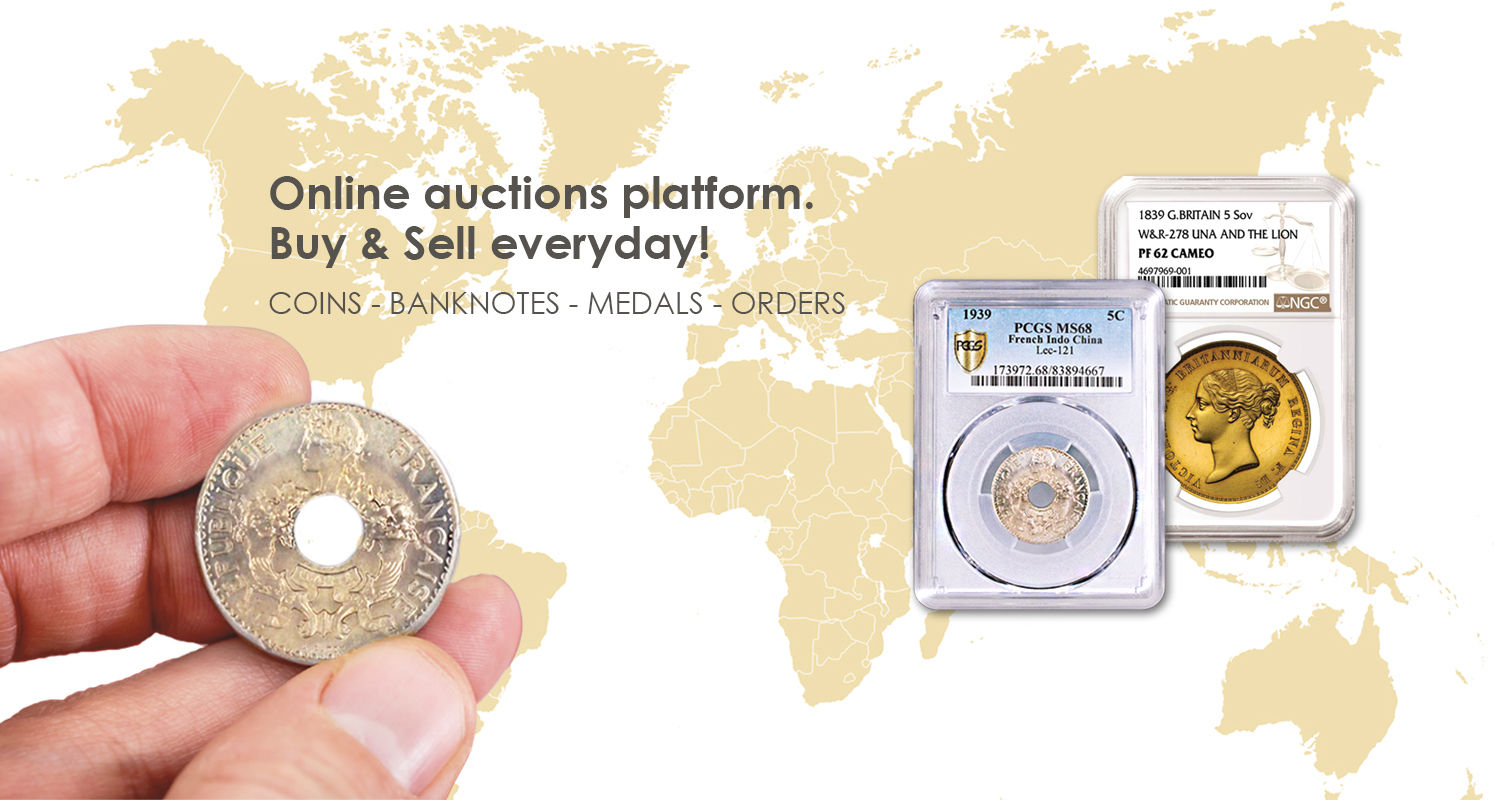 Millenium State | Buy / Sell gold, silver coins, banknotes