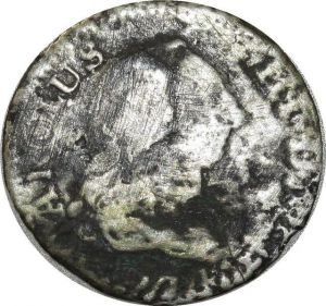 T9213 Espagne 1/2 Real Charles III 1771 Madrid ->Make offer