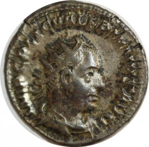 O6101 Antoninien  VALERIEN Ier 254 Rome APOLINI PROPVG TTB+ ->Make offer