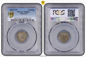 A4741 10 Francs TURIN 1931 PCGS MS63 Argent Silver SPLENDIDE